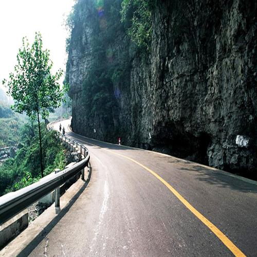 贵州高速公路波形护栏