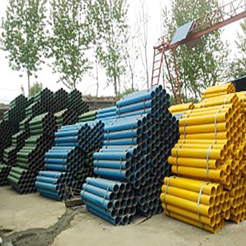 贵州喷塑护栏立柱