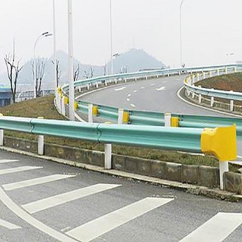贵州双波喷塑护栏板