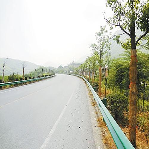 贵州喷塑防撞护栏