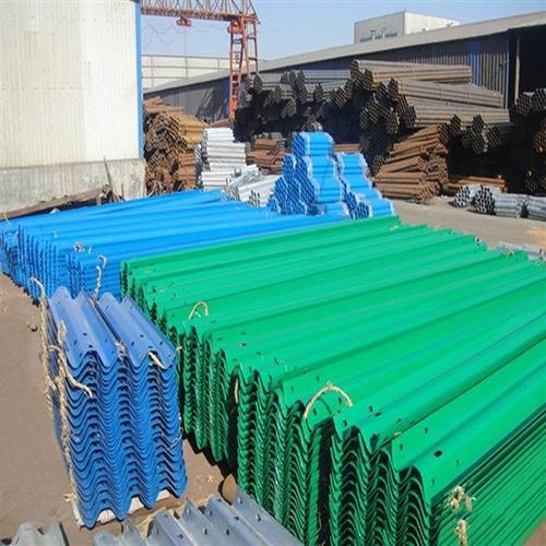 贵州旭豪护栏货场