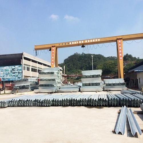 贵州波形护栏堆放处