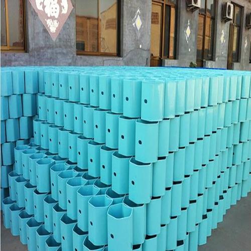 贵州喷塑方立柱防阻块
